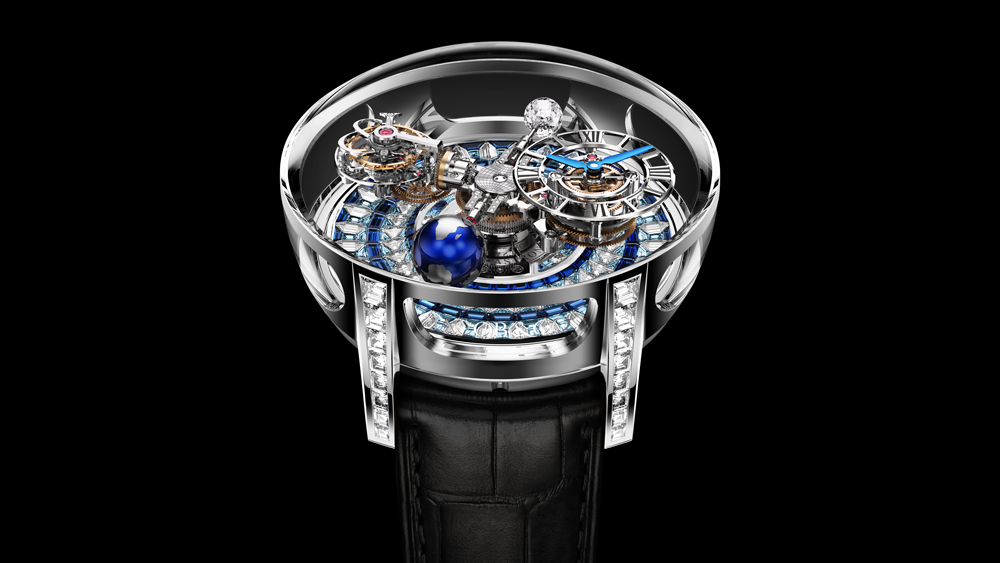 Jacob & Co Astronomia 3-D Setting