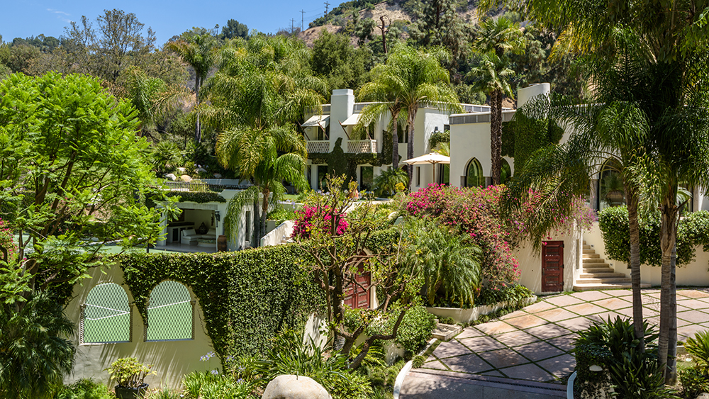 Benedict Canyon real estate Beverly Hills