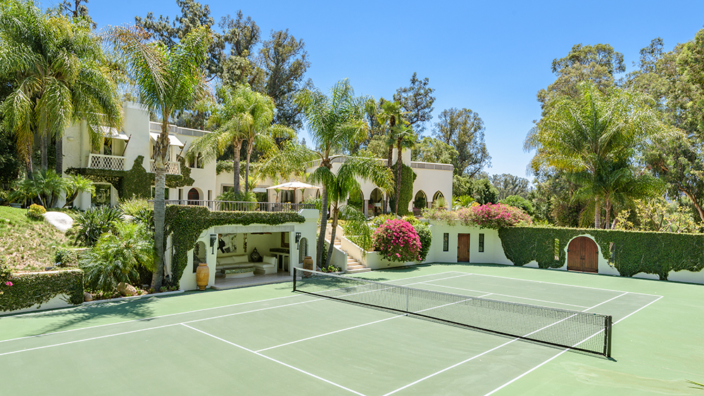beverly hills real estate benedict canyon