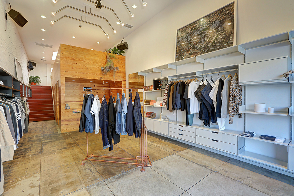 Union LA is one of the best menswear stores in Los Angeles.
