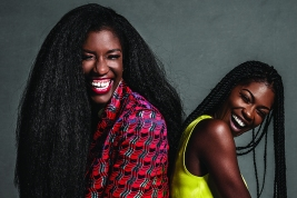 Bozoma Saint John and Amber Grimes Muse by Robb Report