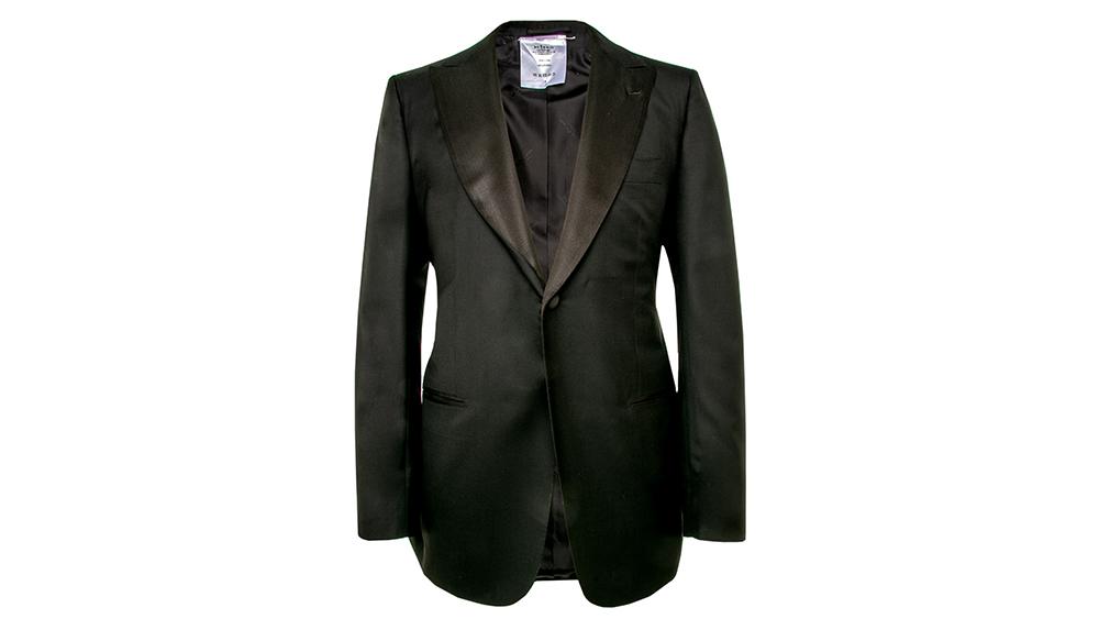 A Kiton formal jacket.