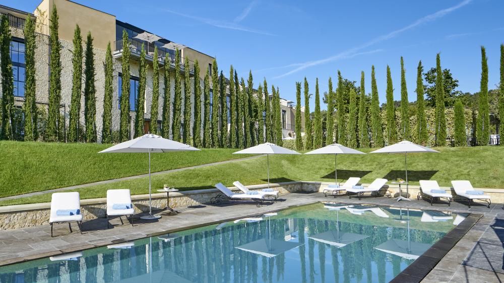 Villa La Coste in Provence.