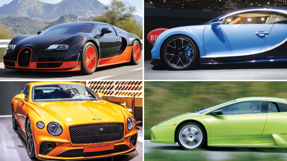 Here Are the 21st Century's Best Supercars (So Far)