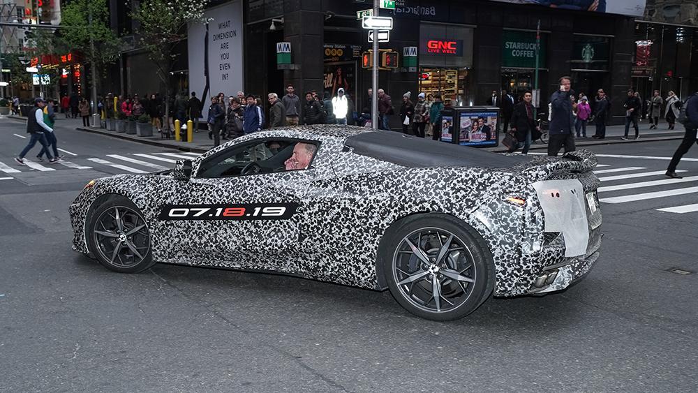 Next Generation Corvette