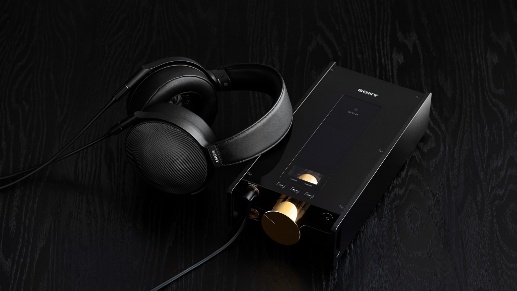 The Sony DMP-Z1 music player