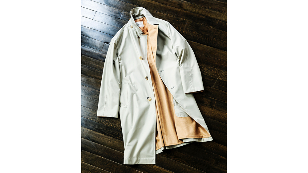 One of Cohérence's mac jackets.