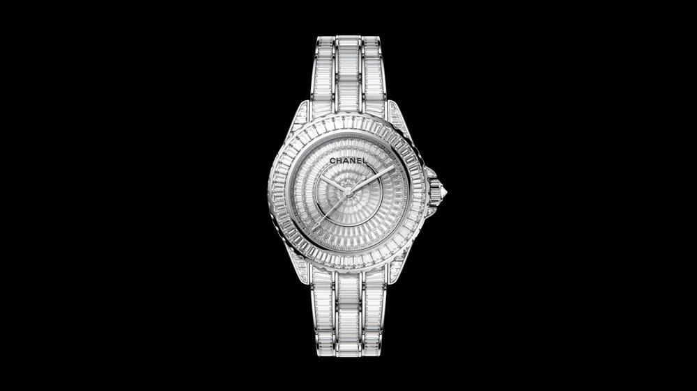 Diamond Chanel J12