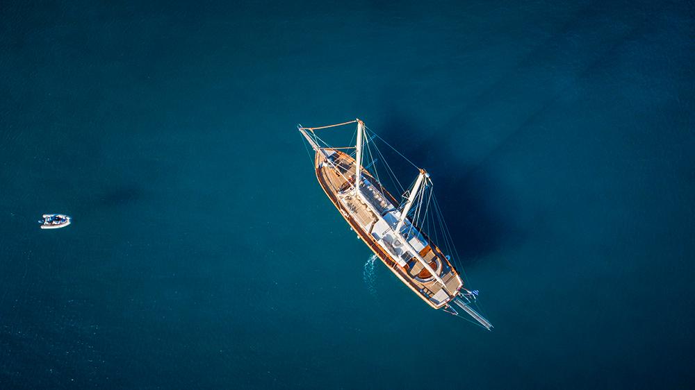 S/Y Entre Cielos yacht