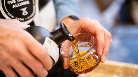 whiskey spirits competition