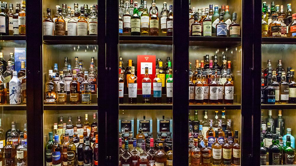 whisky macallan double barrel