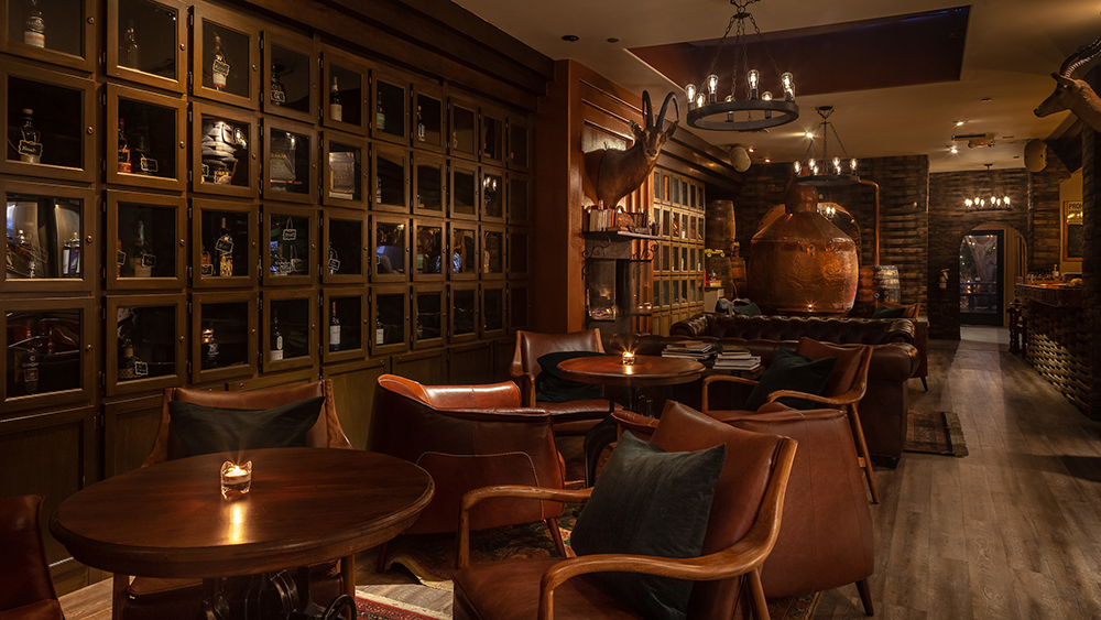 whisky double barrel club beverly hills