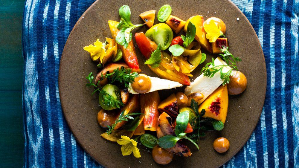 The El Jardin salad
