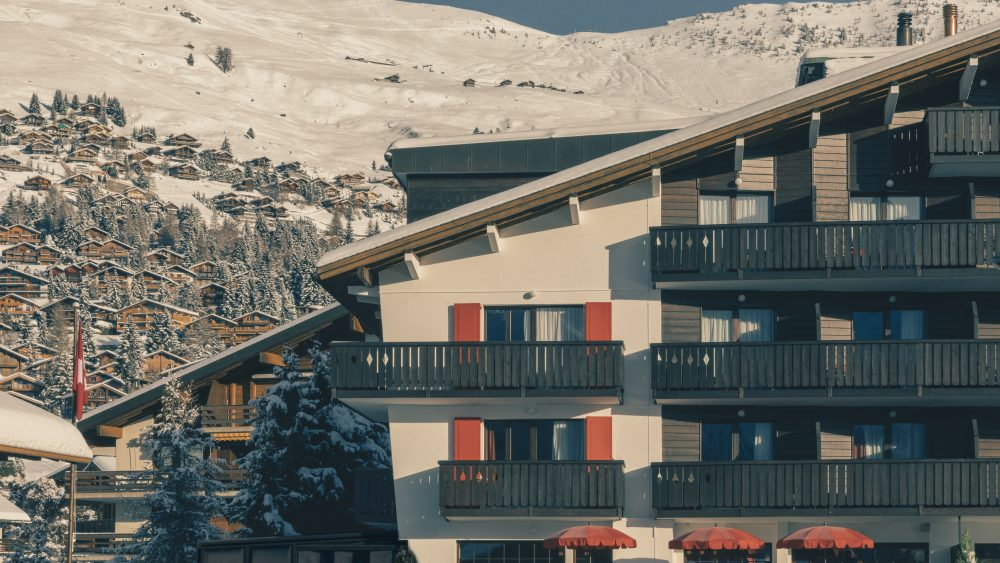 The Experimental Chalet in Verbier, Switzerland