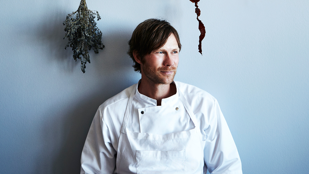 Chef Rasmus Kofoed