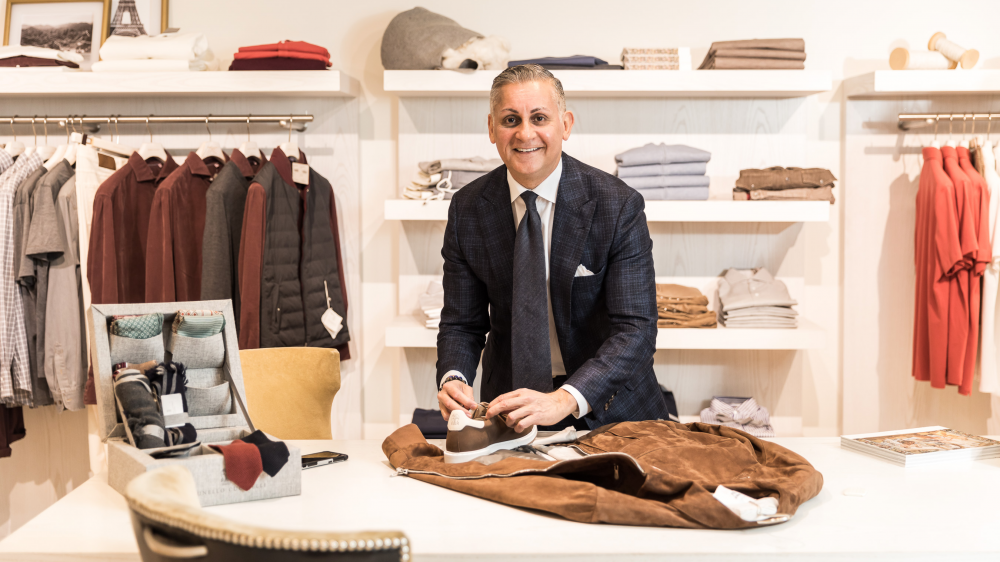 Men S Style Advice From Six Leading Professional Stylists Robb Report