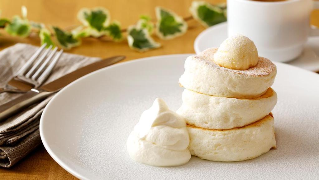 souffle pancakes japan gram