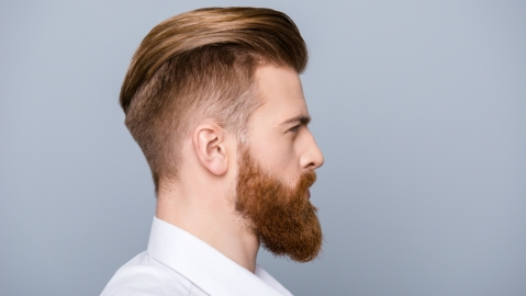 A recent study found men's beards are dirtier than dog fur. Here's how to keep your facial hair clean.