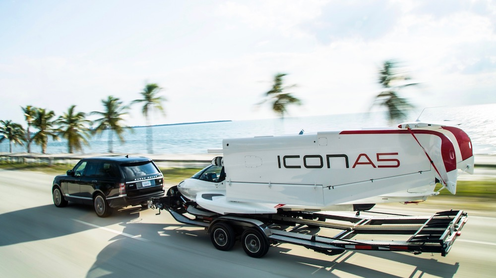 Icon A5 Light Sport Jet