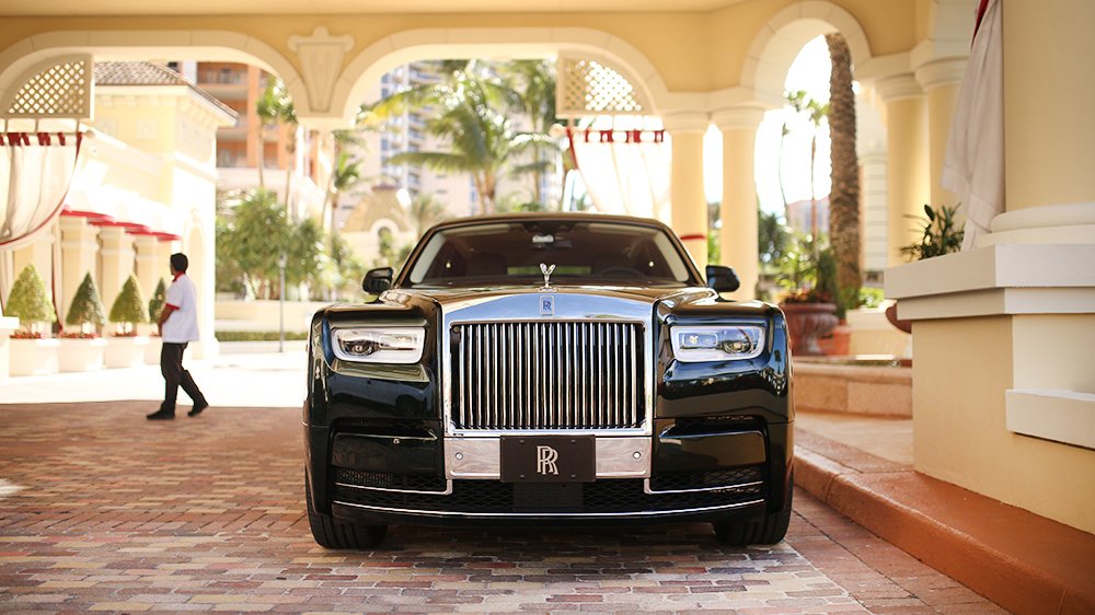 Acqualina Resort Miami S Newest Suite Comes With A Rolls Royce Ghost Robb Report