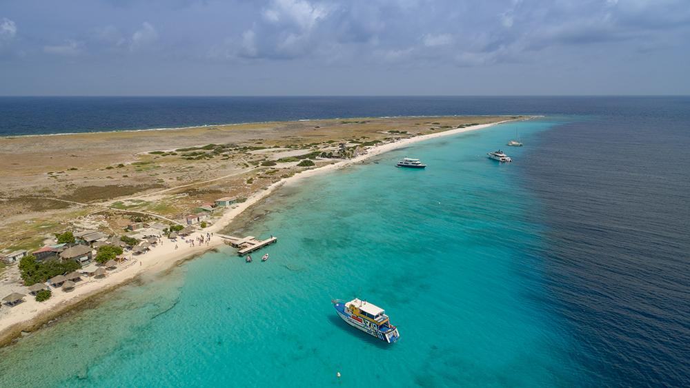 Klein Curacao Strand