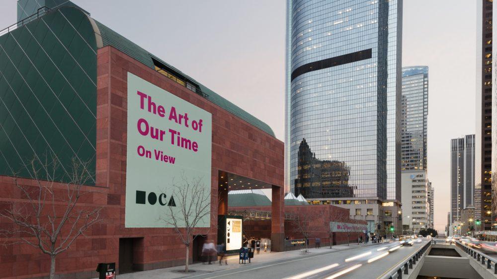 LA's Museum of Contemporary Art.