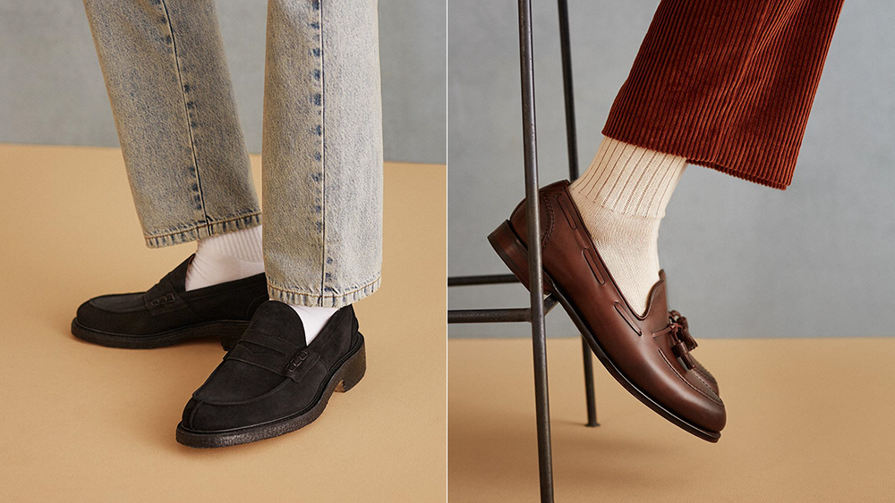 Mr Porter's Best of British loafers collaboration features exclusive styles from seven storied shoemakers.
