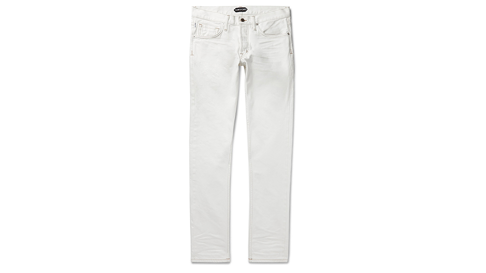 Tom Ford jeans.