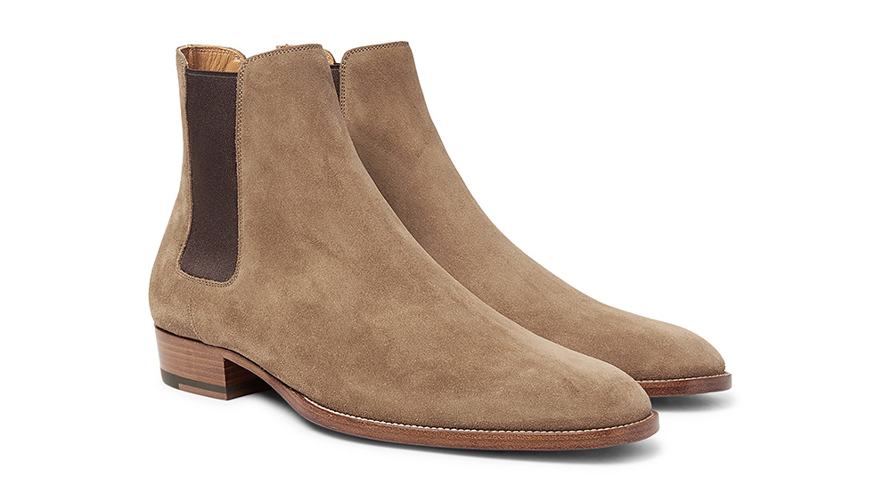 Saint Laurent's Iconic Chelsea Boot