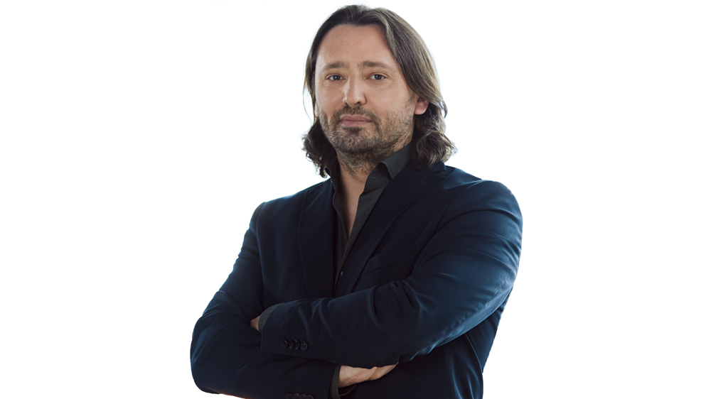 Jozef Kabaň, the new head of design for Rolls-Royce Motor Cars.