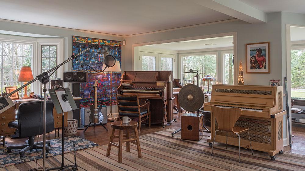paul simon recording studio