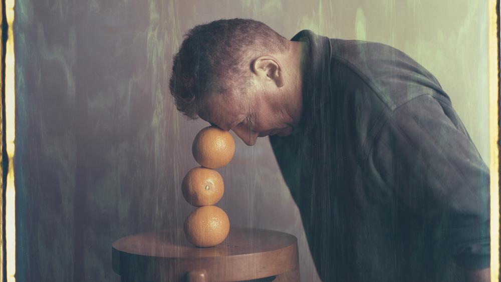 Erwin Wurm: Untitled, 2019, Polaroid.