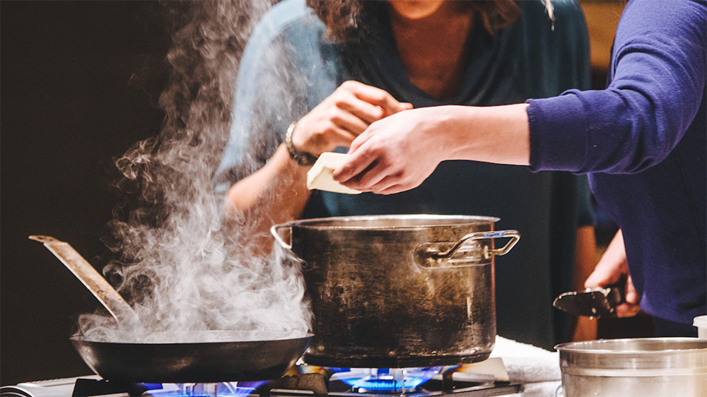 Chefs at the 2018 Wonder Women of Food & Wine event