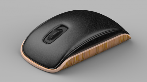 Shane Chen Lounge Mouse