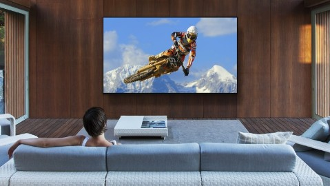 Sony's Newest TV is 98 inches and costs more than a car.