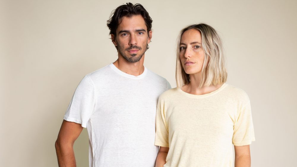 Jungmaven's hemp T-shirts.