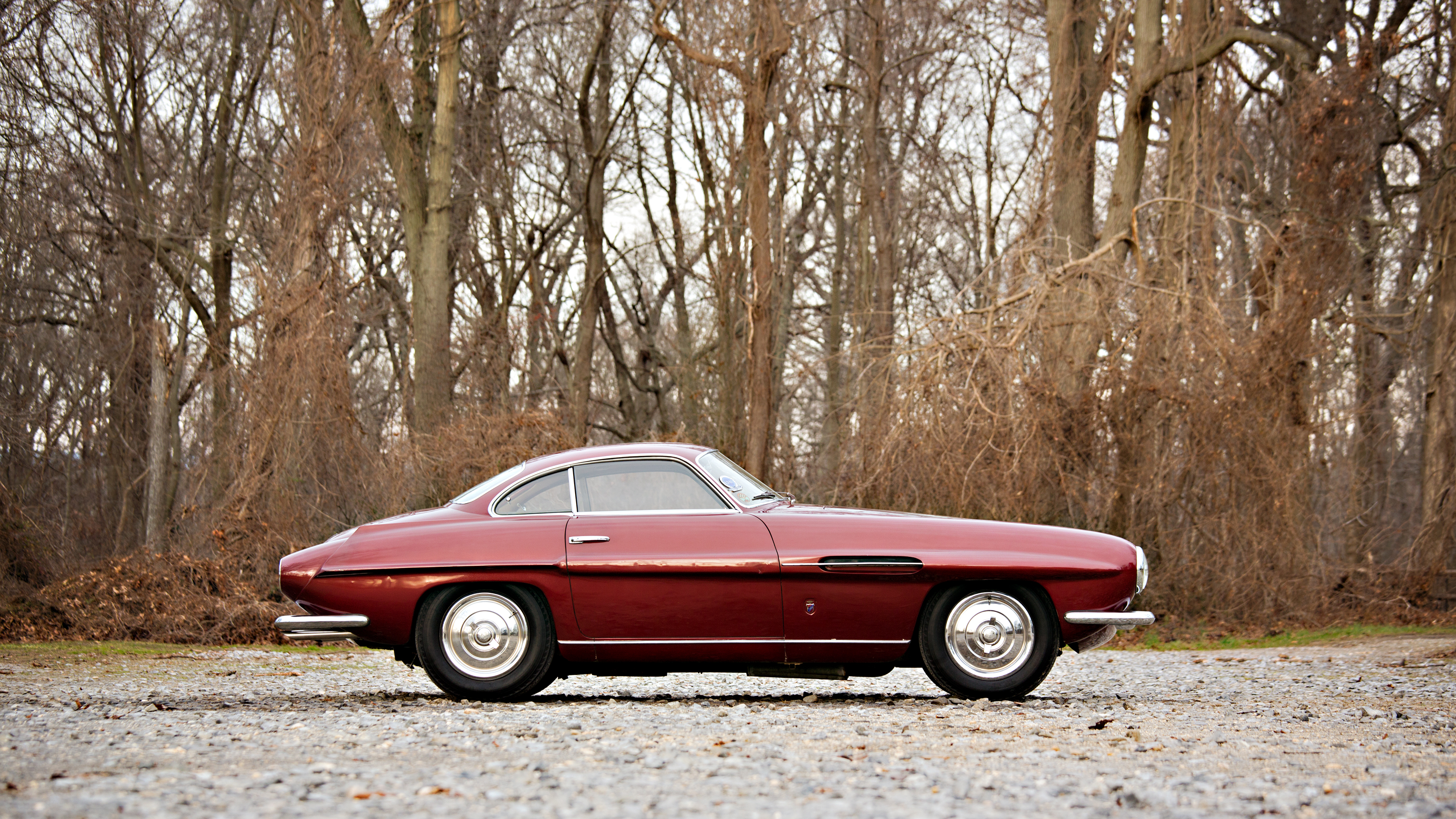 No Fiat was more evocative of the optimistic 1950s than the 8V Super- sonic styled by Ghia.