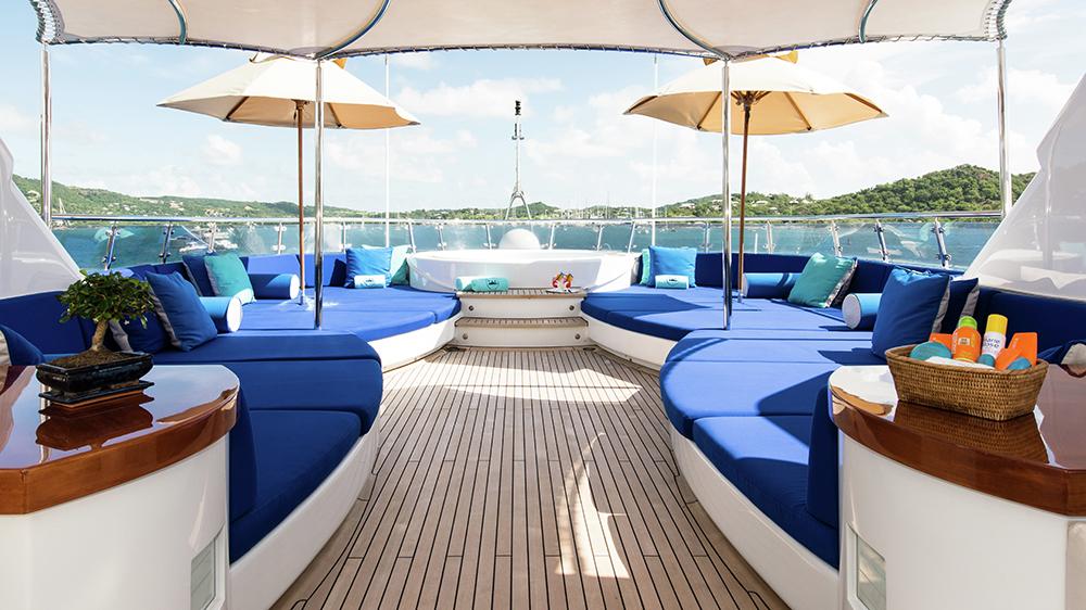 Talisman Maiton southeast asia yacht charter burgess