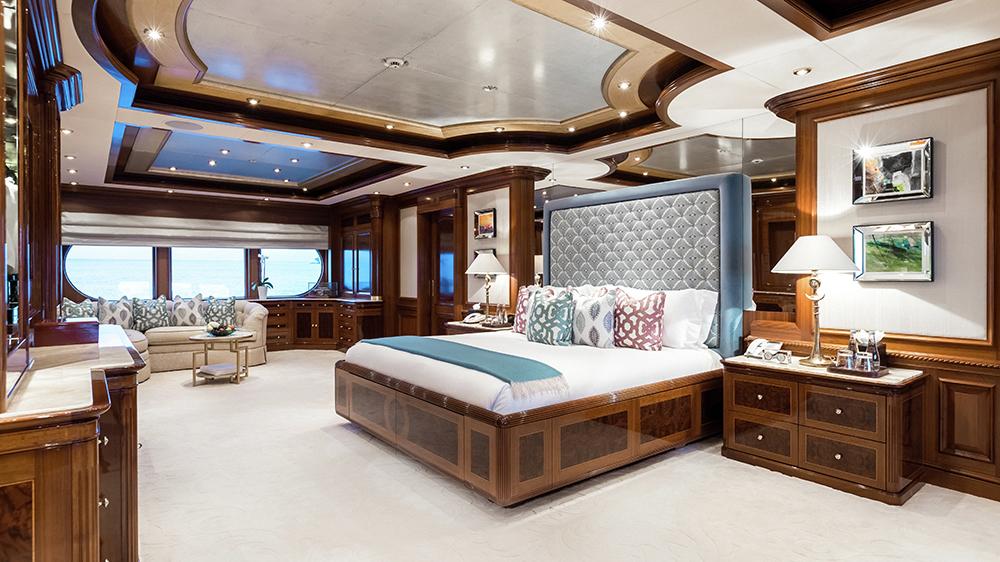 Titania Southeast Asia yacht charter