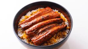 Chow's favorite dish: unagi
