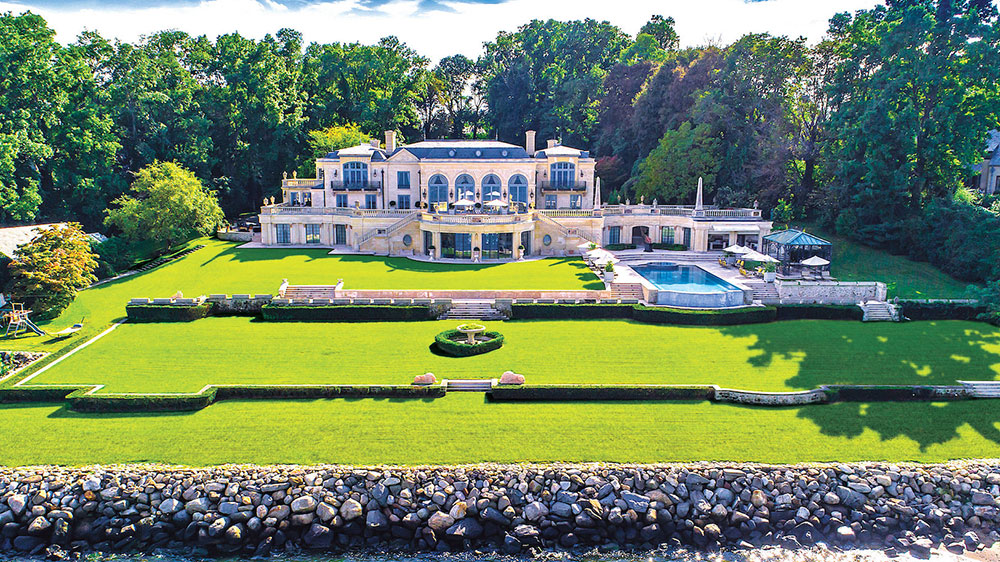 long island mansion