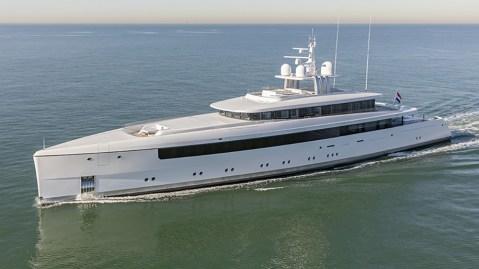 Vitruvius Yachts N5 Feadship Najiba