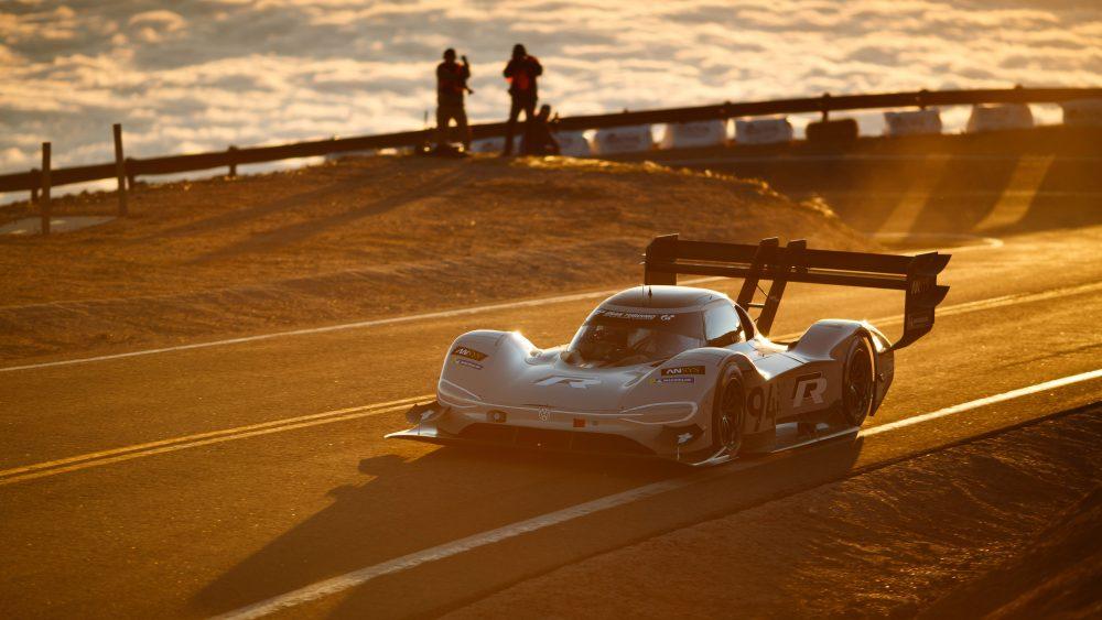 Volkswagen I.D. R Pikes Peak - Race week