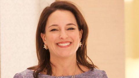 President of Cartier Mercedes Abramo