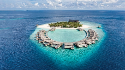 Robb Report's Best Island Resort 2019, Kudadoo Maldives Private Island