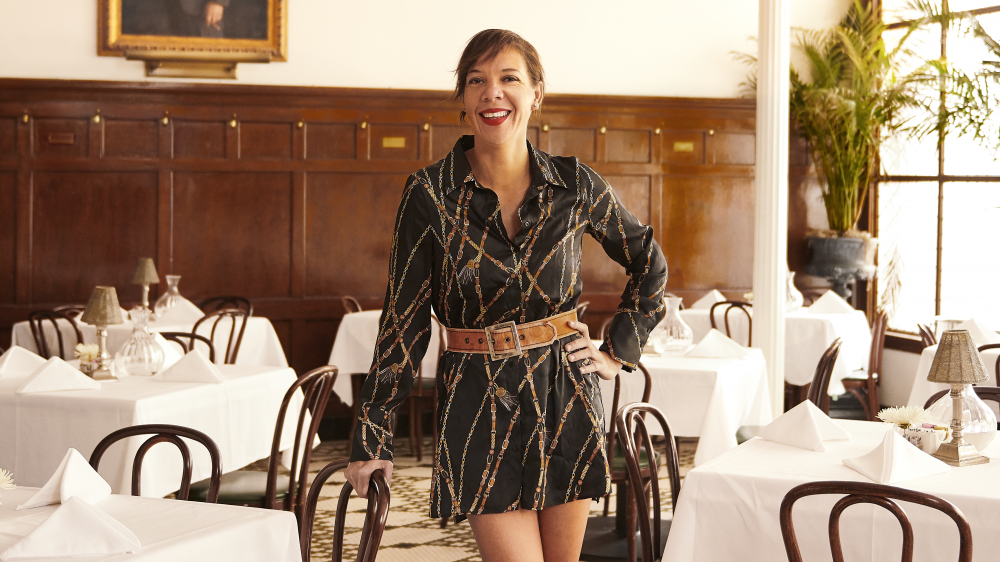 Chef Nina Compton shares her favorite dining spots in New Orleans