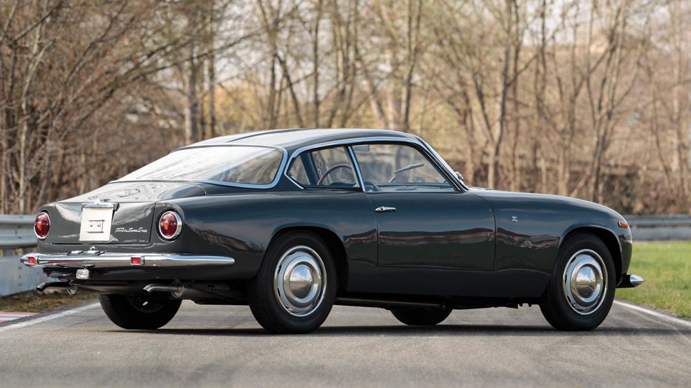 A 1966 Lancia Flaminia Super Sport 3C 2.8 by Zagato.