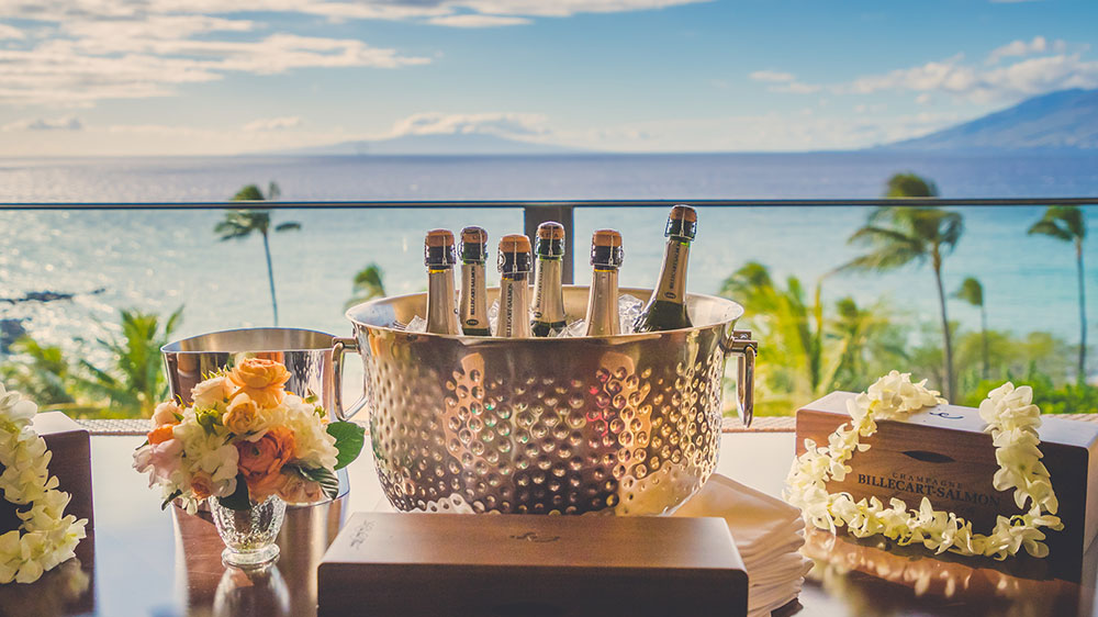 Four Seasons Maui Wine & Food Classic.