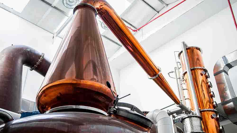 Milk and Honey Distillery in Israel making fast work of aging spirits.