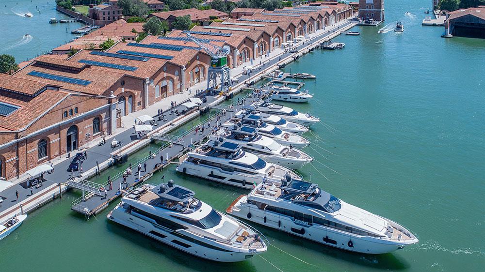 The Venice Boat Show